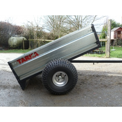 TARKA 400 Right Side Tipped